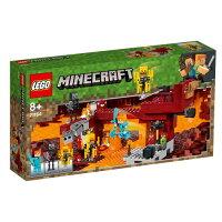 レゴ ブレイズブリッジでの戦い 21154 おもちゃ こども 子供 レゴ ブロック MINECRAFT -マインクラフト-
