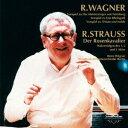 ハインツ・レーグナー/ワーグナー&R.シュトラウス:管弦楽曲集 【CD】