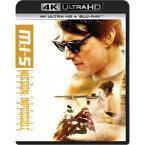 ミッション:インポッシブル/ローグ・ネイション UltraHD 【Blu-ray】