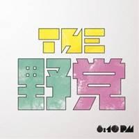 THE 野党/8:10 pm 【CD】