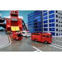 トミカ 119番!緊急車両&DVDセット | おもちゃ