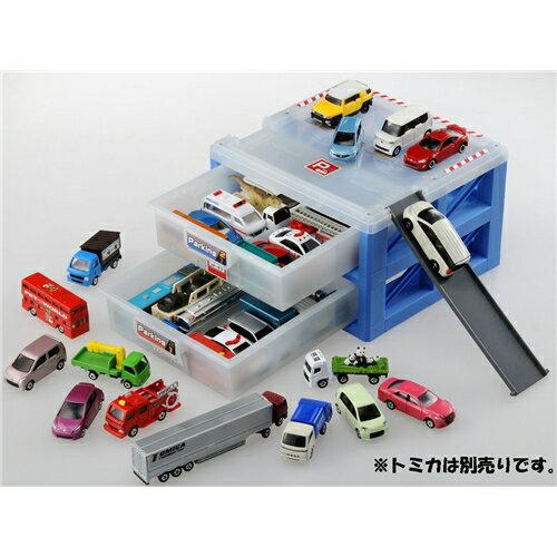 トミカパーキングケース24おもちゃこども子供男の子ミニカー車くるま3歳