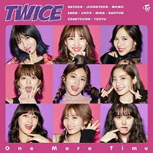 TWICE/One More Time《通常盤》 【CD】