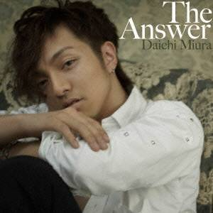 三浦大知/The Answer 【CD】