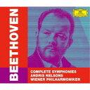 ネルソンス ウィーン・フィル/ベートーヴェン:交響曲全集 【CD】