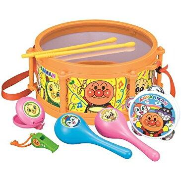 アンパンマン 楽器セット おもちゃ こども 子供 知育 勉強 クリスマス プレゼント 3歳