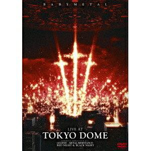 邦楽, その他 BABYMETALLIVE AT TOKYO DOME DVD