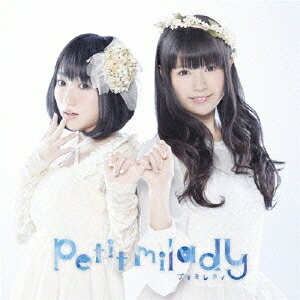 petit milady/azurite 【CD】