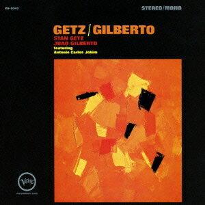 スタン・ゲッツ&ジョアン・ジルベルト/ゲッツ/ジルベルト 〜50周年記念デラックス・エディション 【CD】