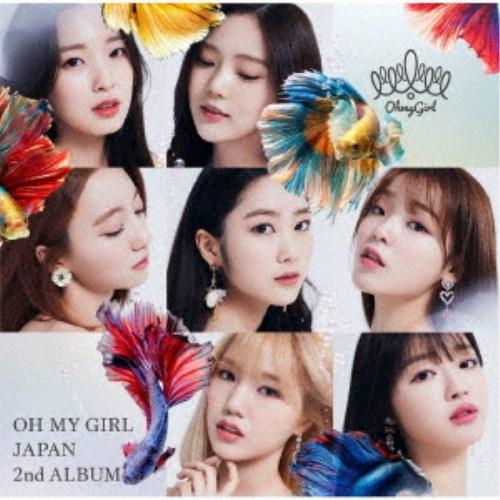ワールドミュージック, その他 OH MY GIRLOH MY GIRL JAPAN 2nd ALBUMB () CDDVD