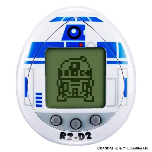 電子玩具・キッズ家電, 電子ペット  R2-D2 TAMAGOTCHI Classic color ver. 8