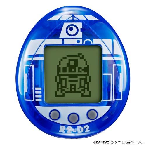 電子玩具・キッズ家電, その他  R2-D2 TAMAGOTCHI Holographic ver. 8