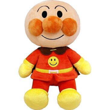 アンパンマン ふわりん スマイルぬいぐるみM アンパンマン おもちゃ こども 子供 女の子 ぬいぐるみ クリスマス プレゼント 1歳6ヶ月
