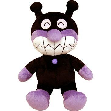 アンパンマン ふわりん スマイルぬいぐるみM ばいきんまん おもちゃ こども 子供 女の子 ぬいぐるみ クリスマス プレゼント 1歳6ヶ月