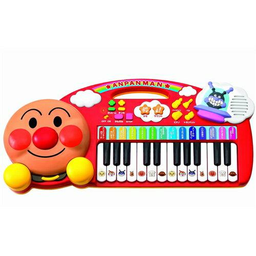 アンパンマンノリノリおんがくキーボードだいすきおもちゃこども子供知育勉強3歳