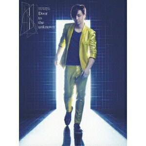 三浦大知/DAICHI MIURA LIVE TOUR 2013 Door to the unknown 【DVD】