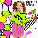 西野カナ/GO FOR IT!! (初回限定) 【CD+DVD】