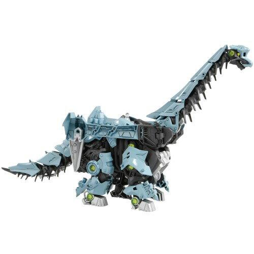 ゾイドワイルド ZW08 グラキオサウルス おもちゃ プラモデル 6歳