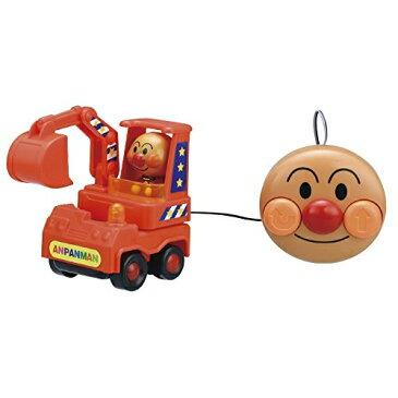 アンパンマン NEWミニリモコン ショベルカー   おもちゃ