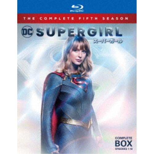 SUPERGIRL/スーパーガール<フィフス・シーズン>コンプリート・ボックス Blu-ray