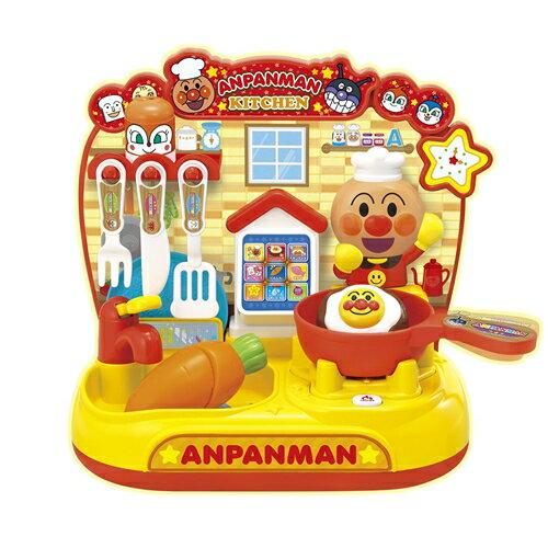 アンパンマンタッチでおしゃべり スマートアンパンマンキッチンおもちゃこども子供知育勉強3歳