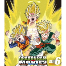 DRAGON BALL THE MOVIES ♯06