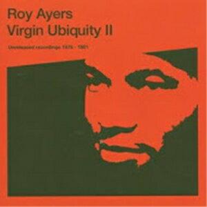 ロイ・エアーズ/VIRGIN UBIQUITY II 【CD】