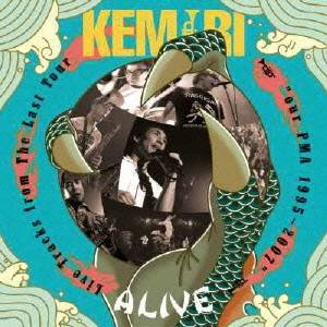 KEMURI/ALIVE Live Tracks from The Last Tour our PMA 1995〜2007 【CD】