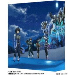 機動戦士ガンダム00 1st&2nd season Blu-ray BOX (期間限定)