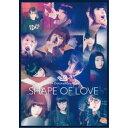 BiSH/BiSH Documentary Movie SHAPE OF LOVE 【DVD】