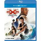 トリプルX:再起動 【Blu-ray】