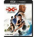 トリプルX:再起動 UltraHD 【Blu-ray】