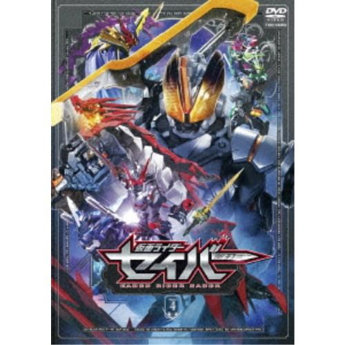 仮面ライダーセイバーVOL.4 DVD