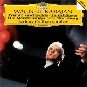 ヘルベルト・フォン・カラヤン/ワーグナー:管弦楽曲集 (初回限定) 【CD】