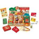 ラッピング対応可◆アンパンマン かまどでやこう♪ジャムおじさんのやきたてパン工場 クリスマスプレゼント おもちゃ こども 子供 知育 勉強 3歳