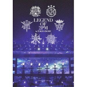 洋楽, その他 LEGEND OF 2PM in TOKYO DOME DVD
