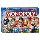 MONOPOLY ONE PIECEおもちゃ こども 子供 ...