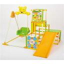 くまのプーさん おりたたみロングスロープ キッズパークSP おもちゃ こども 子供 知育 勉強 遊具 室内 2歳