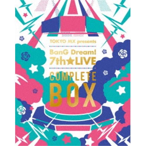 邦楽, その他 TOKYO MX presents BanG Dream 7thLIVE COMPLETE BOX Blu-ray