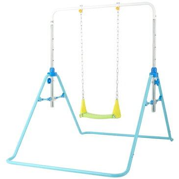 【送料無料】あそびが運動!折りたたみブランコ鉄棒 おもちゃ こども 子供 知育 勉強 遊具 室内 3歳