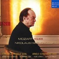 ニコラウス・アーノンクール/モーツァルト:「レクイエム」(バイヤー版) 【CD】