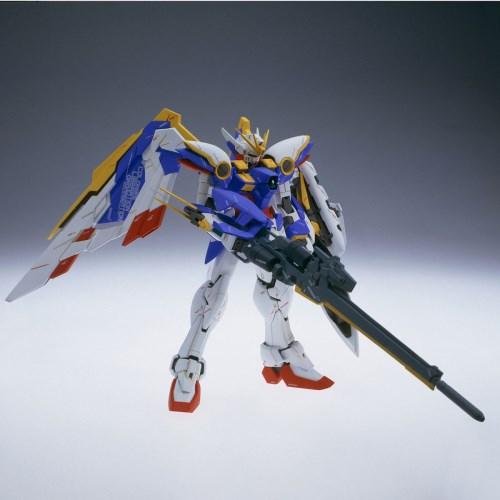 Gundam Wing Toys MG 1100 XXXG-01W Ver.Ka 12 W