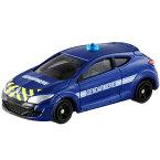トミカ 044 メガーヌ ルノー・スポール ジャンダルムリ(ブリスター) おもちゃ こども 子供 男の子 ミニカー 車 くるま 3歳