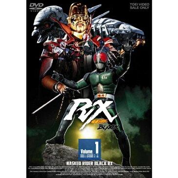 仮面ライダーBLACK RX VOL.1 (初回限定) 【DVD】
