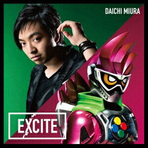 三浦大知/EXCITE《通常盤》 【CD】