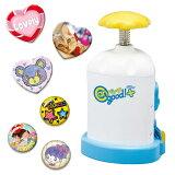 【送料無料】Canバッチgood! プラス!ハートセット おもちゃ こども 子供 女の子 ままごと ごっこ 作る 6歳