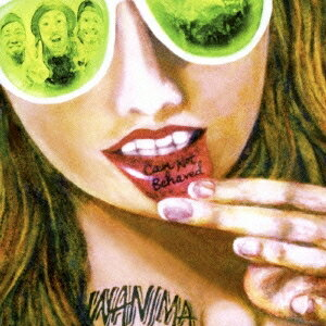 WANIMA/Can Not Behaved!! 【CD】