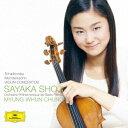 庄司紗矢香/チャイコフスキー&メンデルスゾーン:ヴァイオリン協奏曲 【CD】