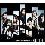 KAMEN RIDER GIRLS/SUPER BEST 【CD+DVD】