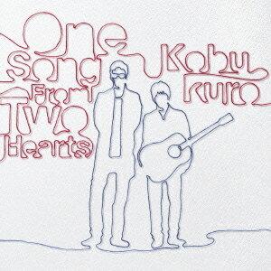 コブクロ/One Song From Two Hearts/ダイヤモンド 【CD】
